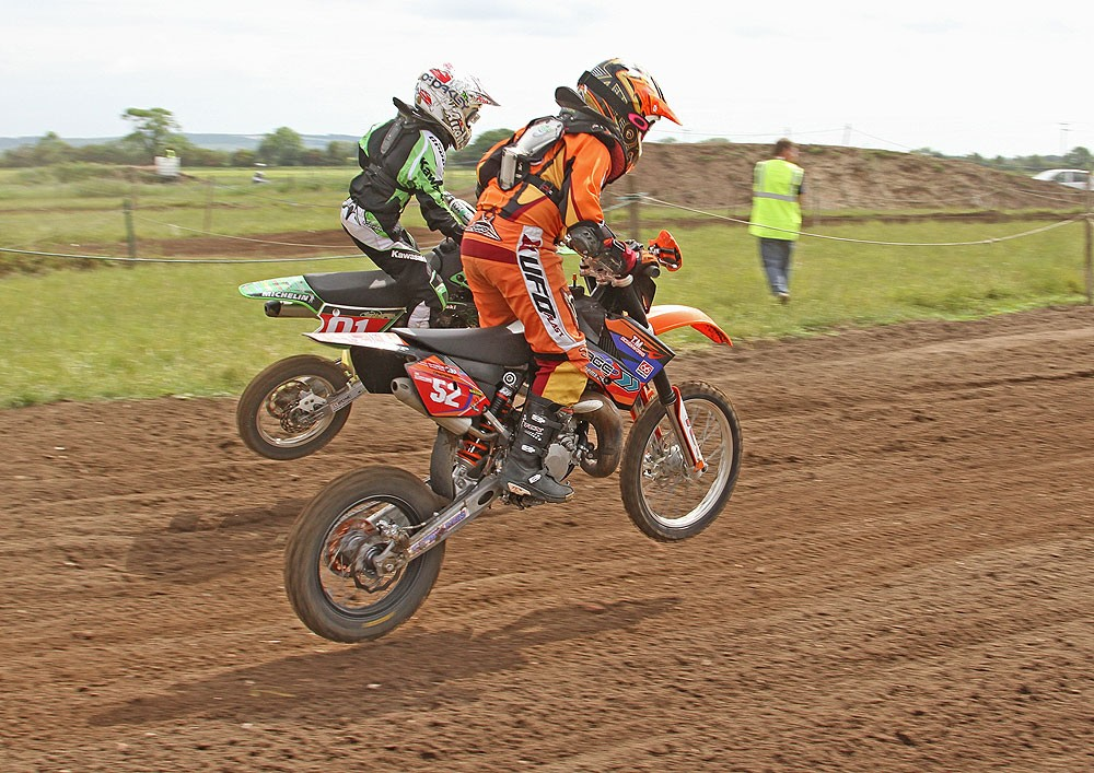 Bielby Motocross Track, click to close